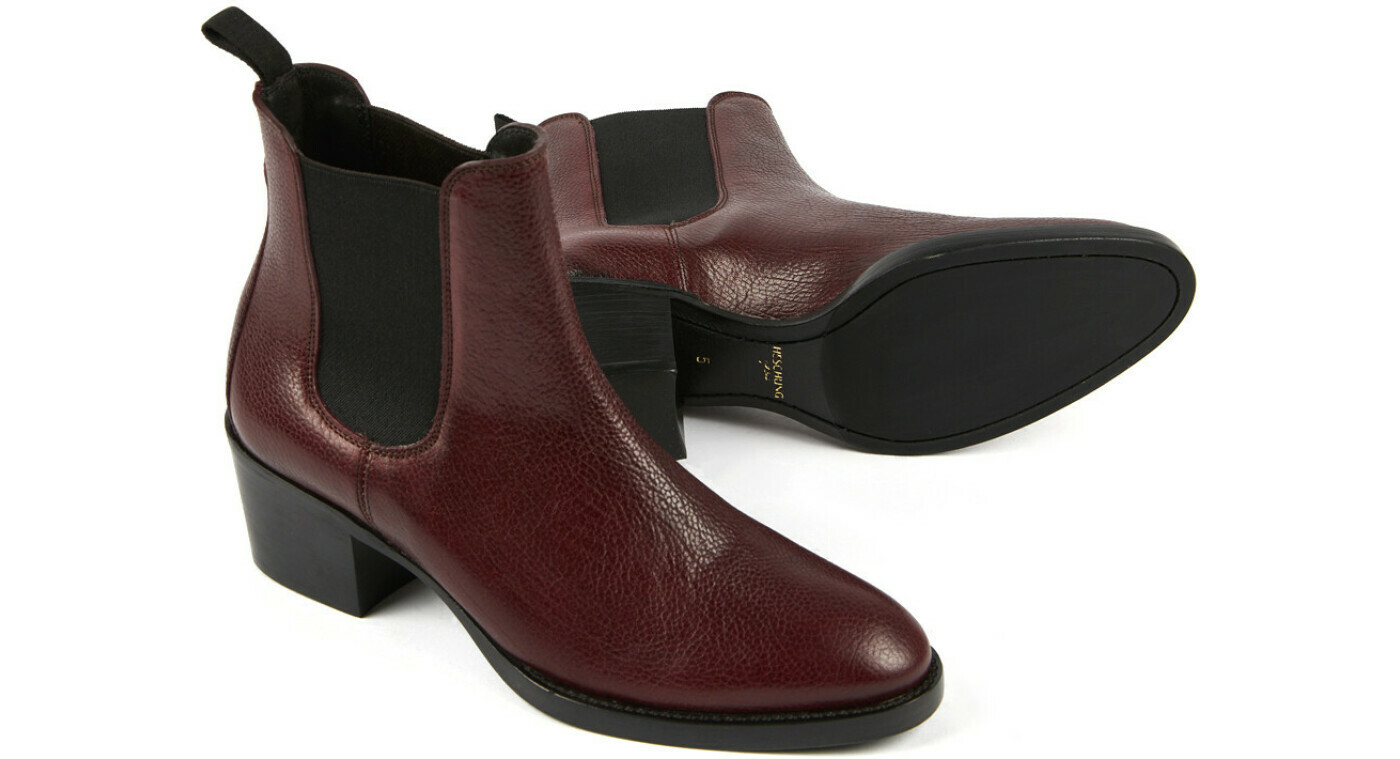MEGAN Syrah Kotor Leather P