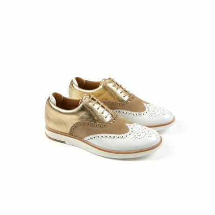 NONZA White/Gold Anilcalf/Folk Metal H-light
