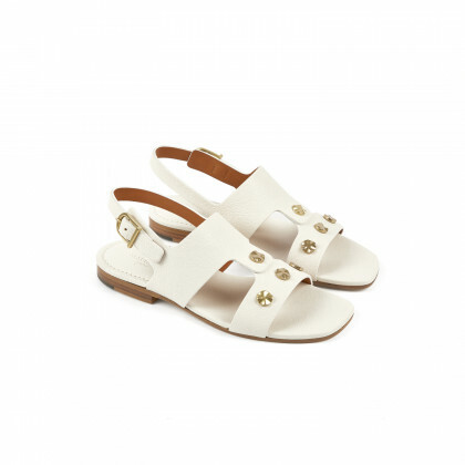 THALES Ivory Folk Leather