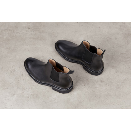 TREMBLE Black Anilcalf Ravel