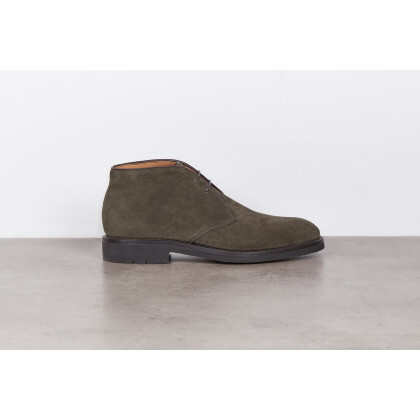 MURIER Hydrovelours Olive Hevea