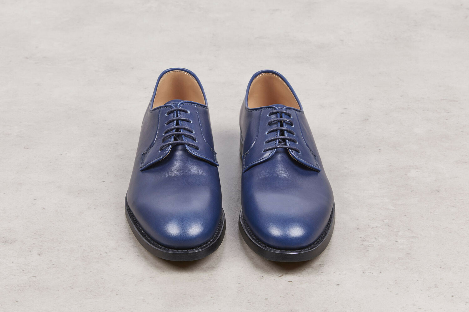 MALRAUX Navy Oslo Leather