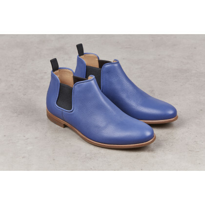 CASEY Indigo Volonato Leather P