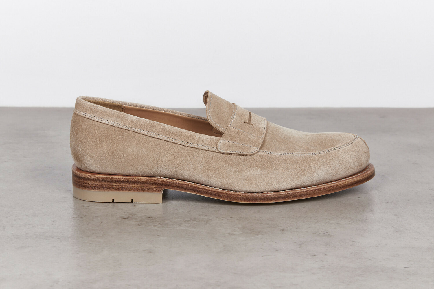 LILIUM Corde Calf Suede Leather