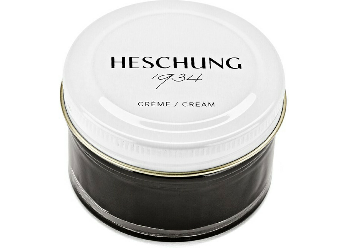 HESCHUNG - Invigorating cream dark brown 50 ml