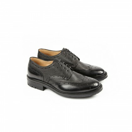 COX Windsor/Beluga Schwarz Commando