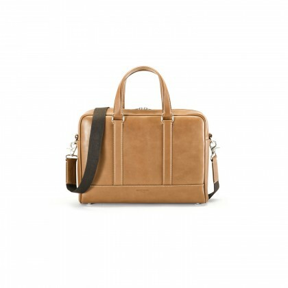 BRIEFCASE Anilcalf Naturel