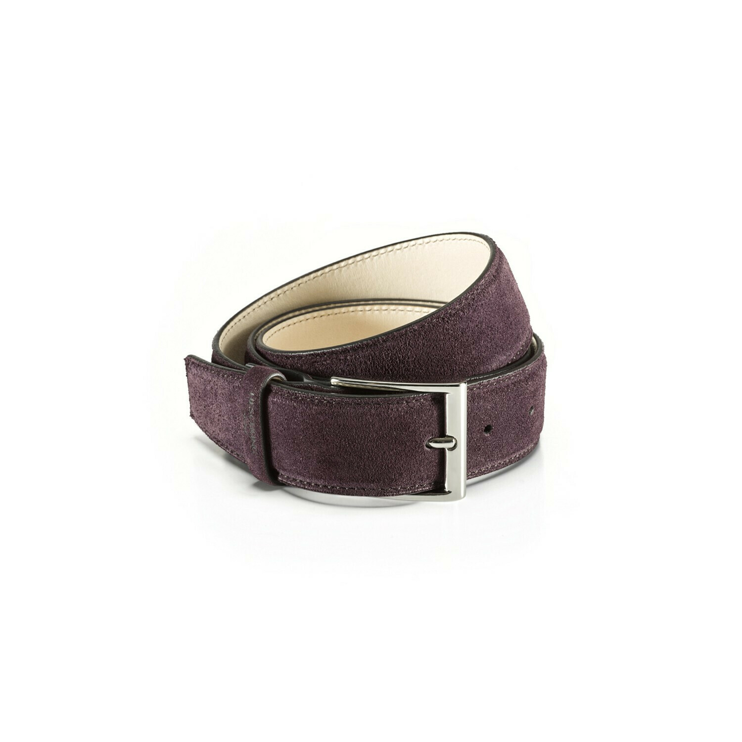 BELT Plum Velours