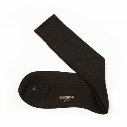 Cotton socks Nero