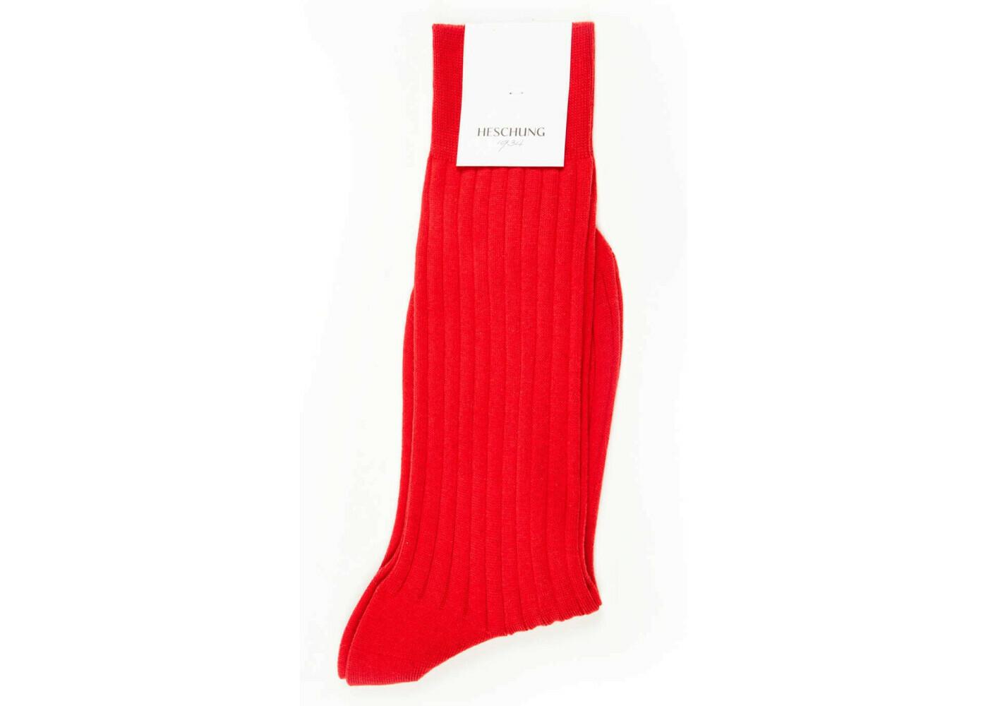CHAUSSETTES Coton Rosso