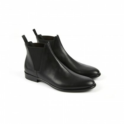 VARESE Softycalf Noir Cuir