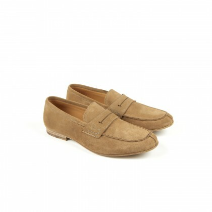 ISCHIA Sand Hydrovelours Cuir