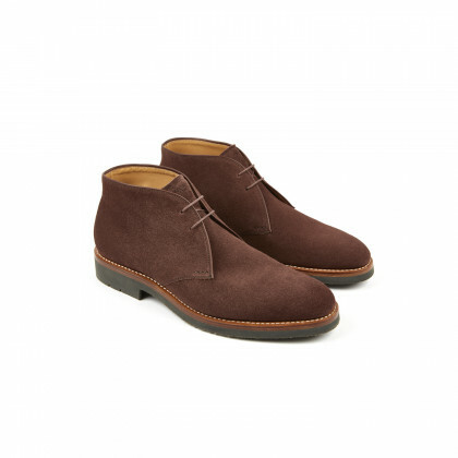 MURIER Expresso Velours Hevea