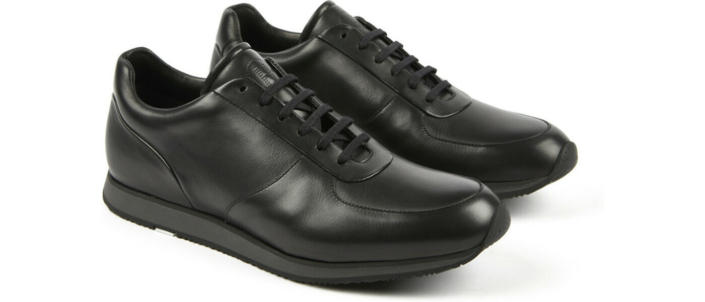 STADIUM Softycalf Noir Athletic