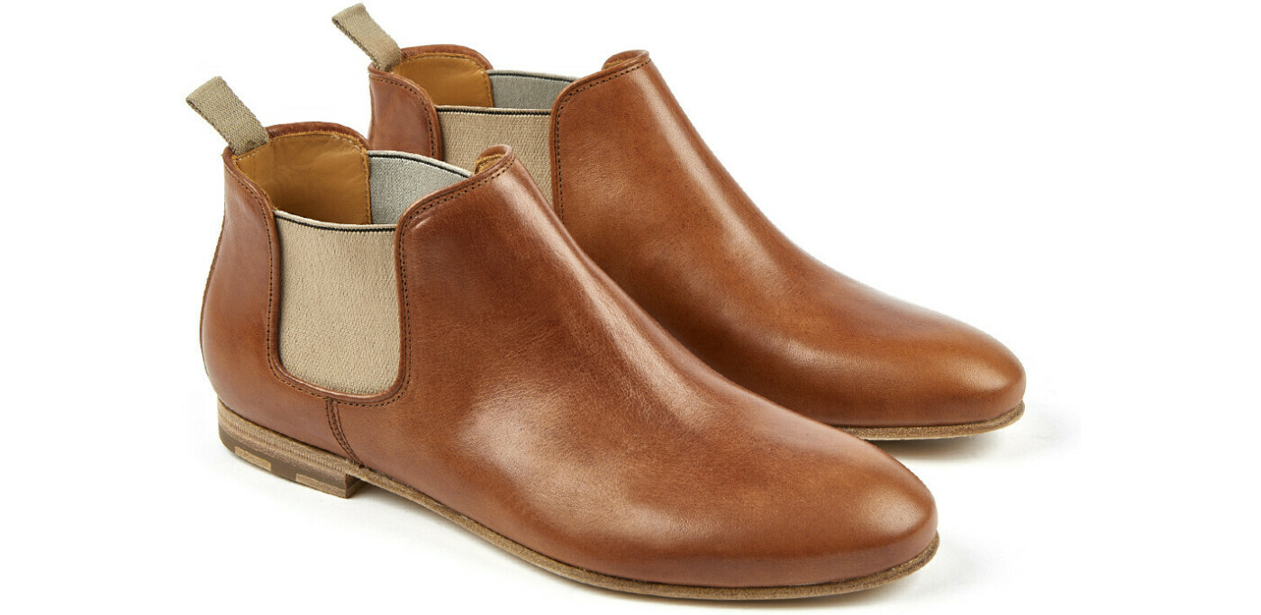 CASEY Mojave Gold Cuir P