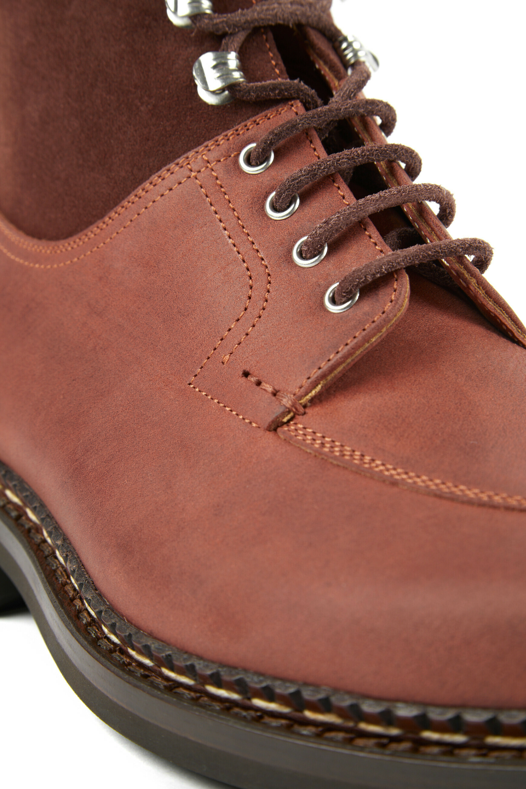 GINKGO Sienne/Burgundy Country/Hydrovelours Ravel