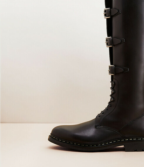 Boots Military - Heschung